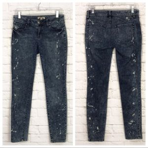 Cabi Jeans Constellation Skinny Jeans Style#920